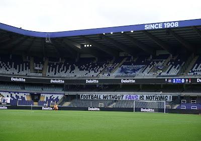 Anderlecht permet déjà à ses supporters de se réabonner gratuitement pour la saison prochaine