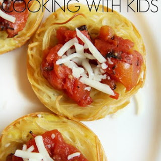 Spaghetti Cup Nests