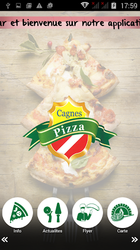 Cagnes Pizza