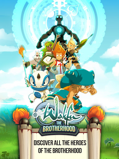 WAKFU, the Brotherhood 1.0.1 screenshots 11