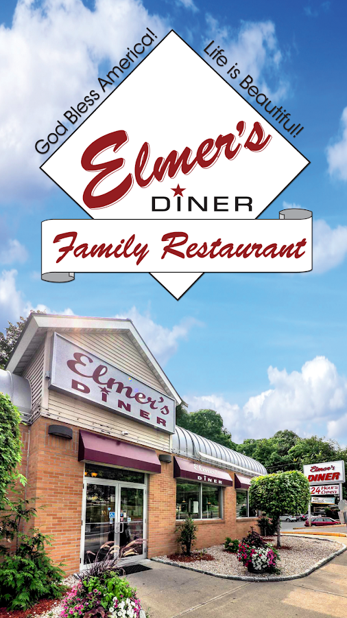 Elmer's Diner- screenshot