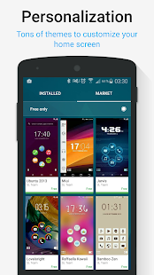 Smart Launcher 3 - screenshot thumbnail
