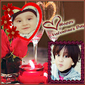Valentine Dual Photo Frames
