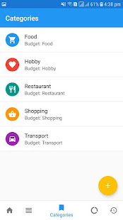 App Budget Manager - Accounts Manager APK for Windows Phone