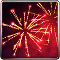 3D Fireworks Wallpaper Free icon
