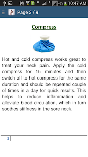 Neck Pain Relief Home Remedies - náhled