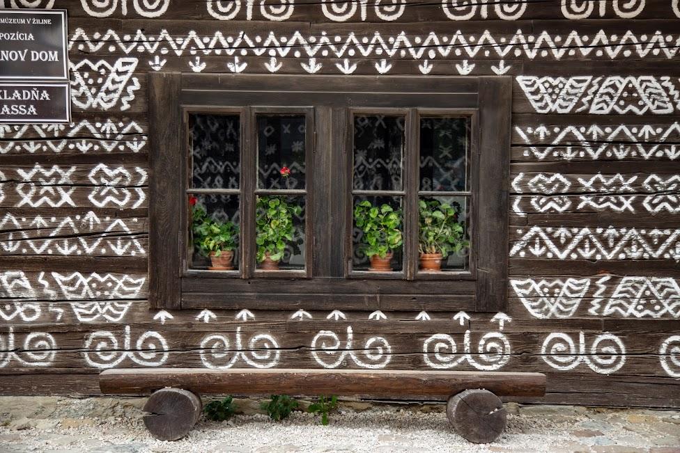 Dom Radena, Radenov dom, Cicmany, Čičmany