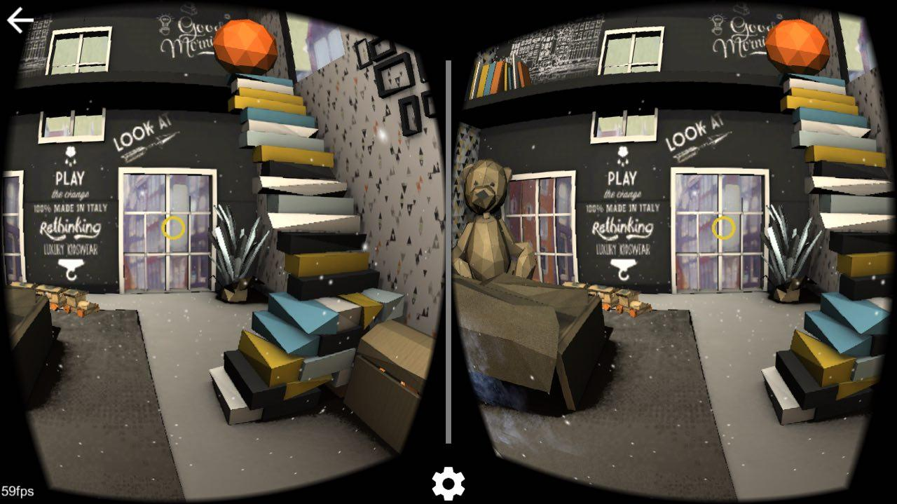VR Pilvi- screenshot