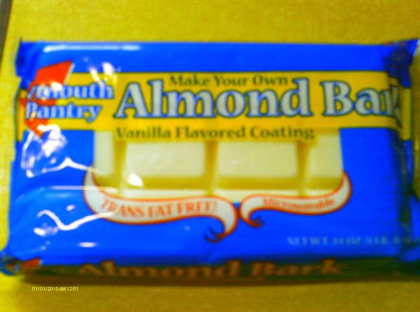 ALMOND BARK: Most Walmarts carry this item. You can normally find it in the...