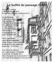 Photo: le 1er repas du passage Cottin - Vendredi 22 aout 1997 http://docs.google.com/Doc?id=dfjcggqn_0ch58ktdt