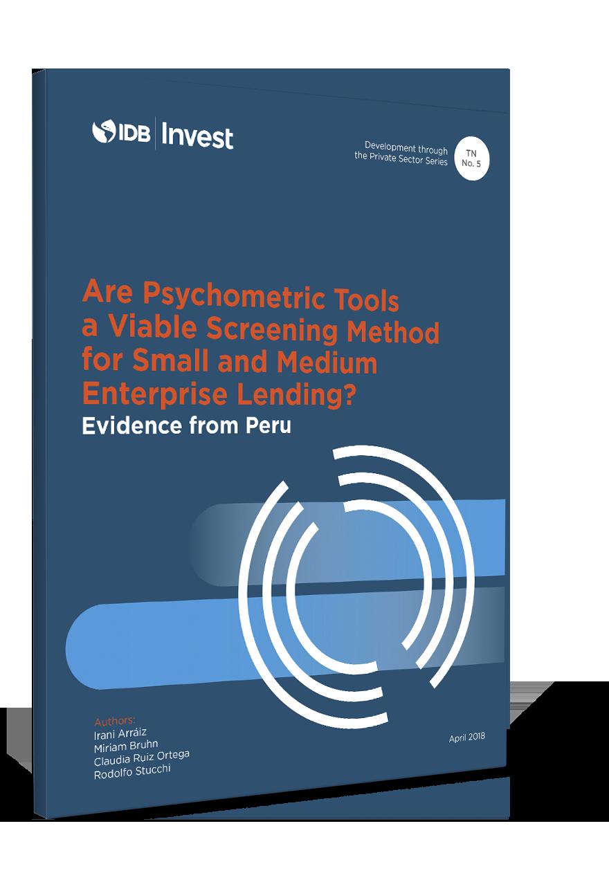 Psychometric tools