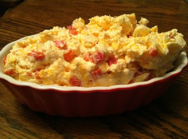 Southern Style Pimento Cheese With A Kick Recipe