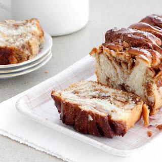 Super Soft Cinnamon Danish Cake.