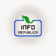 Photo: Identidad Corporativa Inforepublica por Luis Cabrera - Logo