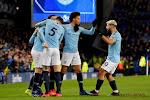 Manchester City heeft geen overschot, maar staat wel mee aan de leiding