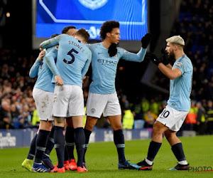 Manchester City laat geen spaander heel van Chelsea