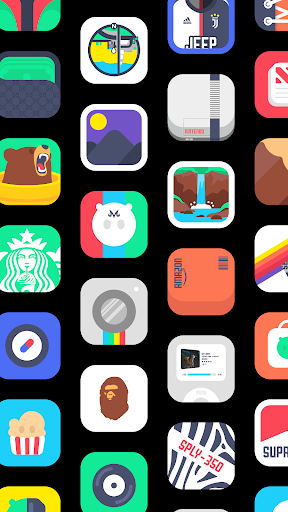 Arete Icons screenshots 1