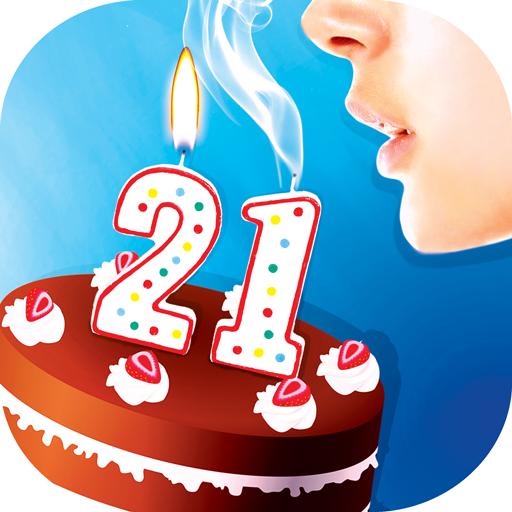 Sensational App Insights Virtual Birthday Cake Apptopia Funny Birthday Cards Online Barepcheapnameinfo