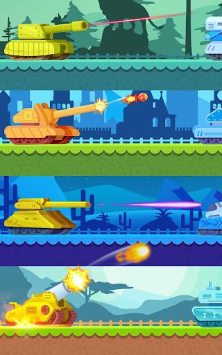 Tank Firing - FREE Tank Game 1.3.1 screenshots 8