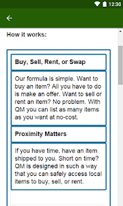 Quibloo: Buy. Sell. Rent. Swap screenshot 4