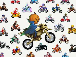 4 Bike Race Free - Top Free Game App screenshot