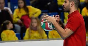 Jorge Soriano se siente como en casa en Unicaja Costa de Almería.