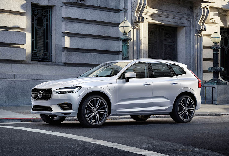 The Volvo XC60 will arrive in South Africa in 2018