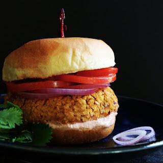 Masala Burger Recipes