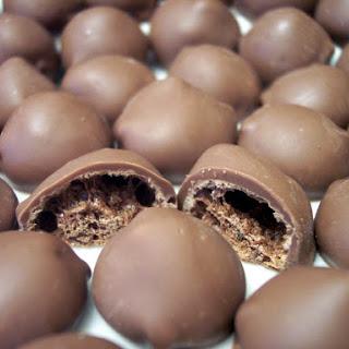 Chocolate Malted Milk Balls.