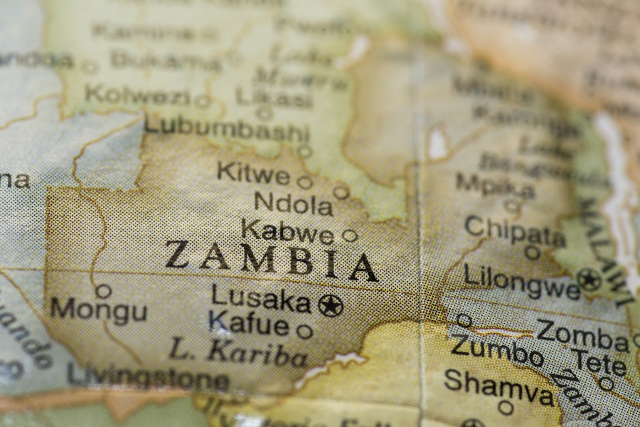 Zambia infrastructure minister arrested on corruption charge
