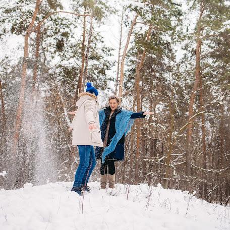 Wedding photographer Oksana Bilichenko (bili4enko). Photo of 29.01.2018