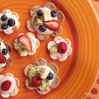 Fruit Tostadas