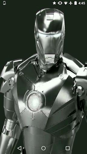 Cyborg Transformer Wallpaper