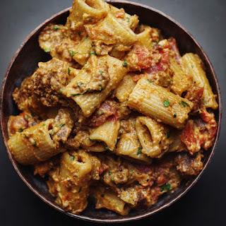 Chorizo Chipotle Pasta Recipe