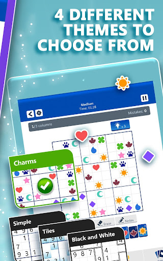 Microsoft Sudoku 2.2.07060 screenshots 17
