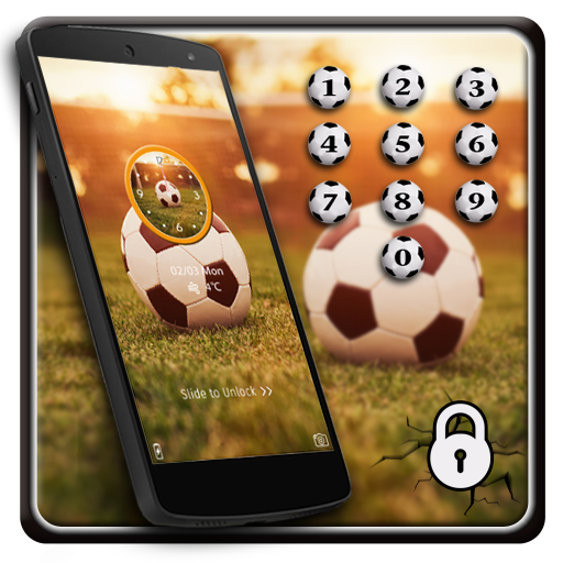 Soccer pitch theme
