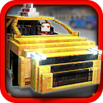 Blocky Taxi Driver Simulator Icon