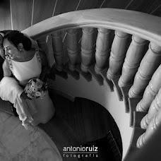 Wedding photographer Antonio Ruiz márquez (antonioruiz). Photo of 11.01.2018