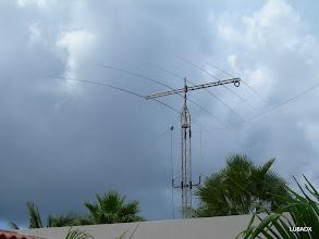 Photo: Antena de Hans PJ4LS