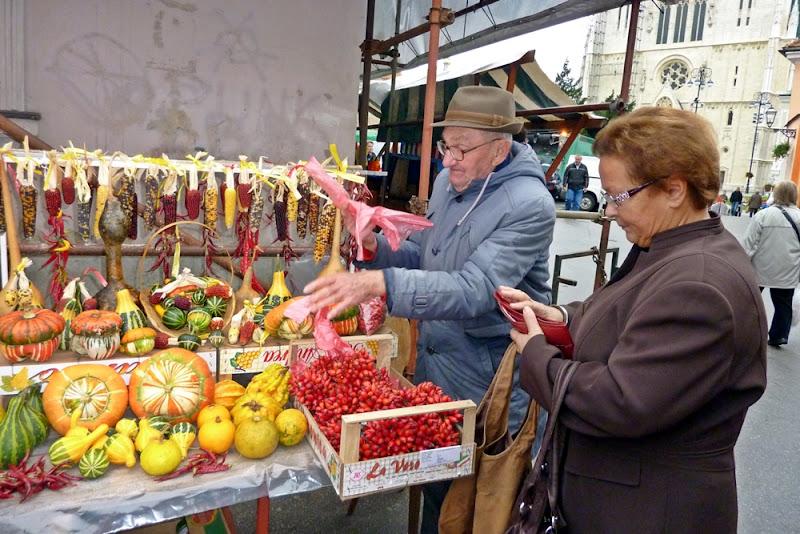 Al mercato di Zagabria di FransuaR
