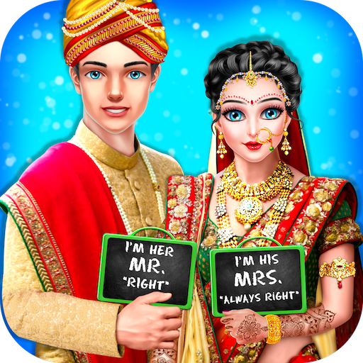 Indian Girl Arranged Marriage - Wedding Simulator