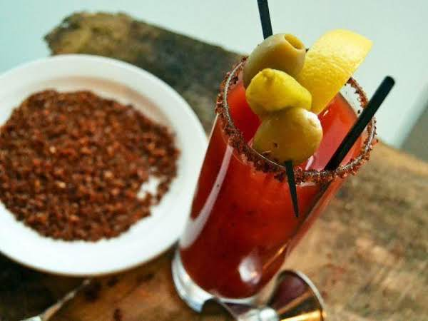 Jake's Bloody Mary (ohio) Recipe