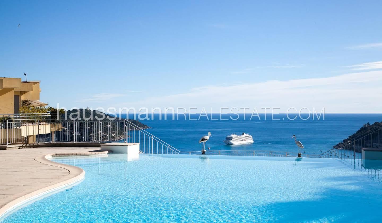 Appartement avec terrasse et piscine Villefranche-sur-Mer