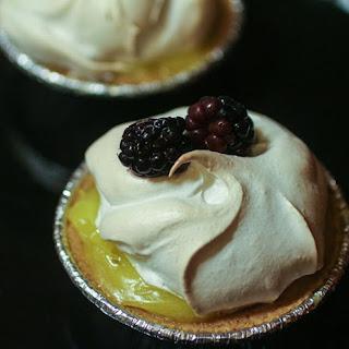 3 Ingredient Lemon Meringue Pie