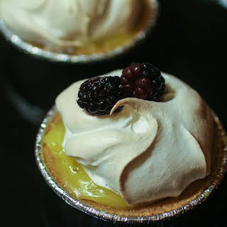 3 Ingredient Lemon Meringue Pie.