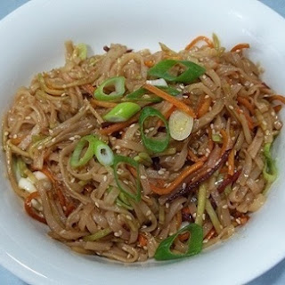 Asian Sesame Noodles Recipes