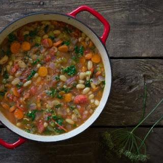 Tuscan Ribollita Recipe