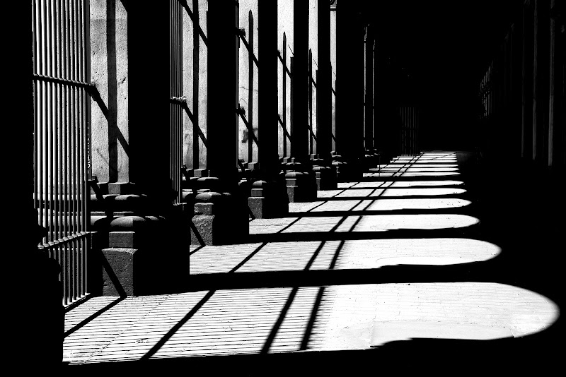 Archi di luce di Justinawind