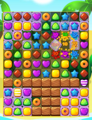 Candy Pop 21  trampa 2