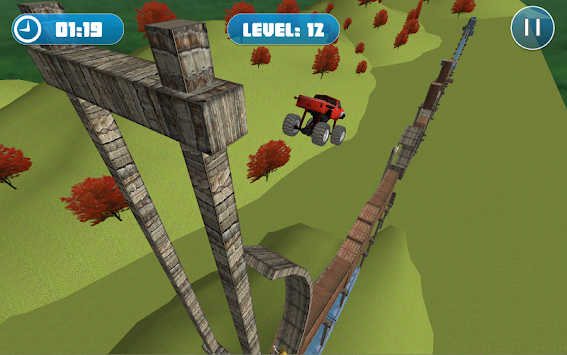 Monster Truck Stunt Madness 3d Apk By Mahavira Games